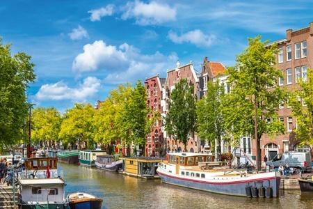 Croisière A travers les Pays-Bas et la Belgique