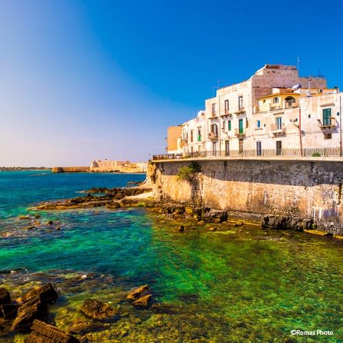 Ortigia, Sicile