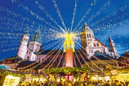 Noël dans la vallée du Rhin romantique (formule port/port)