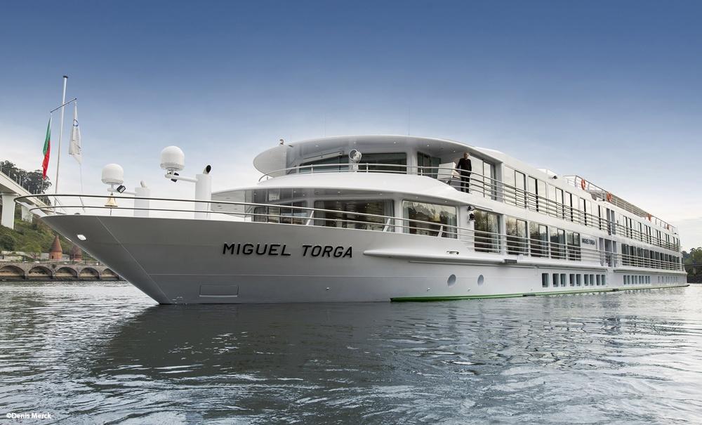MS Miguel Torga sur le Douro