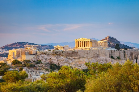 FROM CELEBRATED ATHENS TO DUBROVNIK, THE