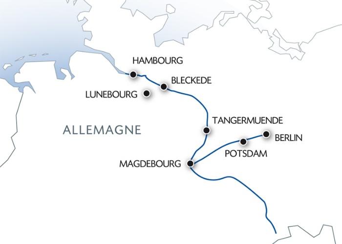 Croisière de Berlin à Hambourg : A la découverte des villes hanséatiques (formule port/port) - 8