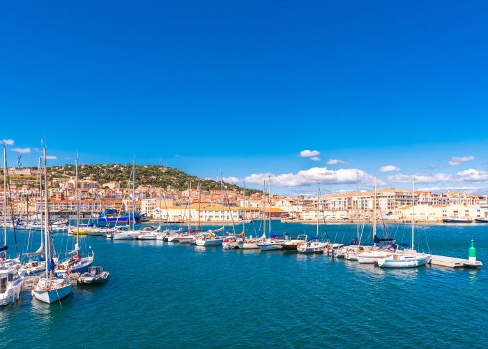 Croisière La Provence : de Arles à Sète (formule port/port) - 1