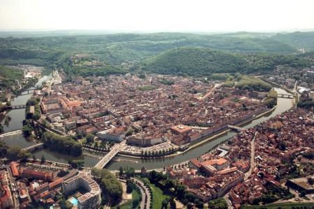 La ville historique de Besançon