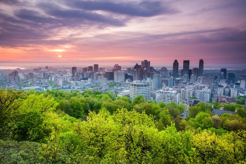 Montréal au Canada