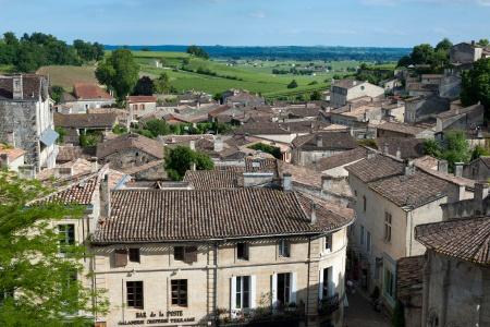 Saint-Emilion en Gironde