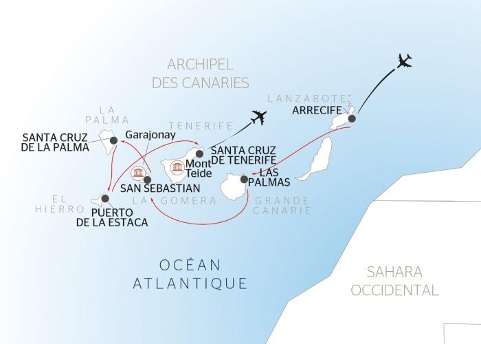 Croisière dans l'archipel des Canaries - 10