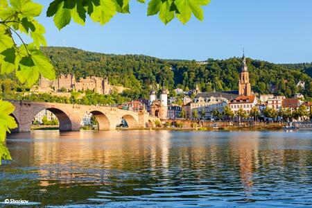 La vallée du Rhin romantique (formule port/port)