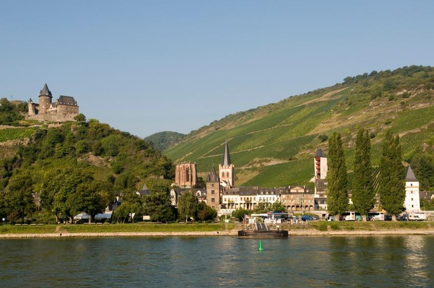 Rhine River Cruises  Tauck