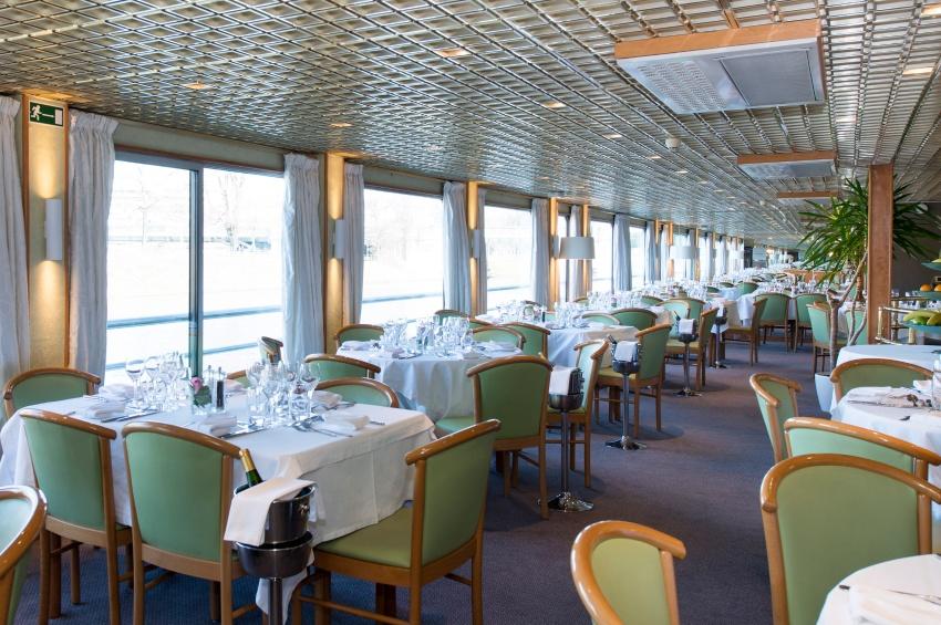 Restaurant du MS Botticelli