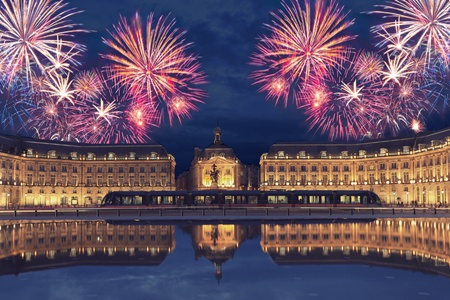 New Year in the Bordeaux region (port-to-port cruise)