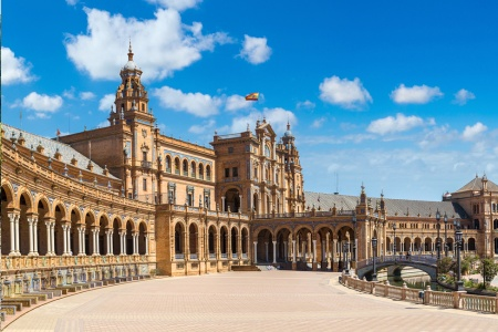 Enchanting Andalusia - Seville Fair Festivities: Tradition, gastronomy and flamenco (port-to-port cruise)