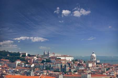 Lisbon, Porto and the Douro Valley (port-to-port cruise)