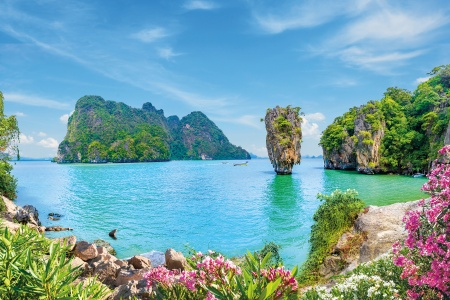 SPECIAL CRUISE BETWEEN PHUKET AND SINGAPORE (PORT-TO-PORT CRUISE)