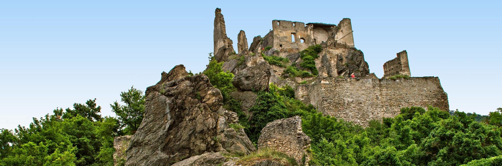 Château en ruine de Durnstein