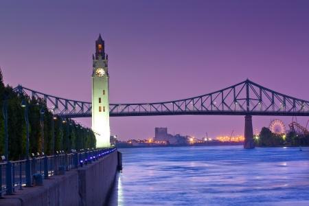 Les quais de Montréal