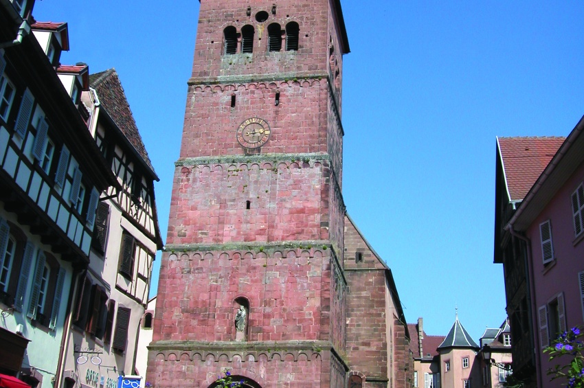 Eglise Notre Dame de la Nativité à Saverne