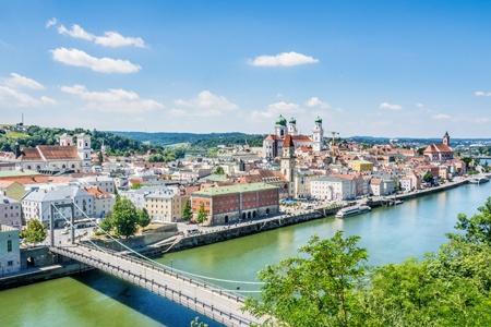 Le beau Danube Bleu - voyage  - sejour