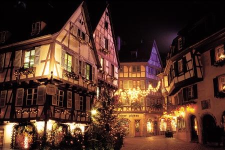 France - Alsace Lorraine Grand Est - Colmar - Strasbourg - Marchés de Noël en Alsace