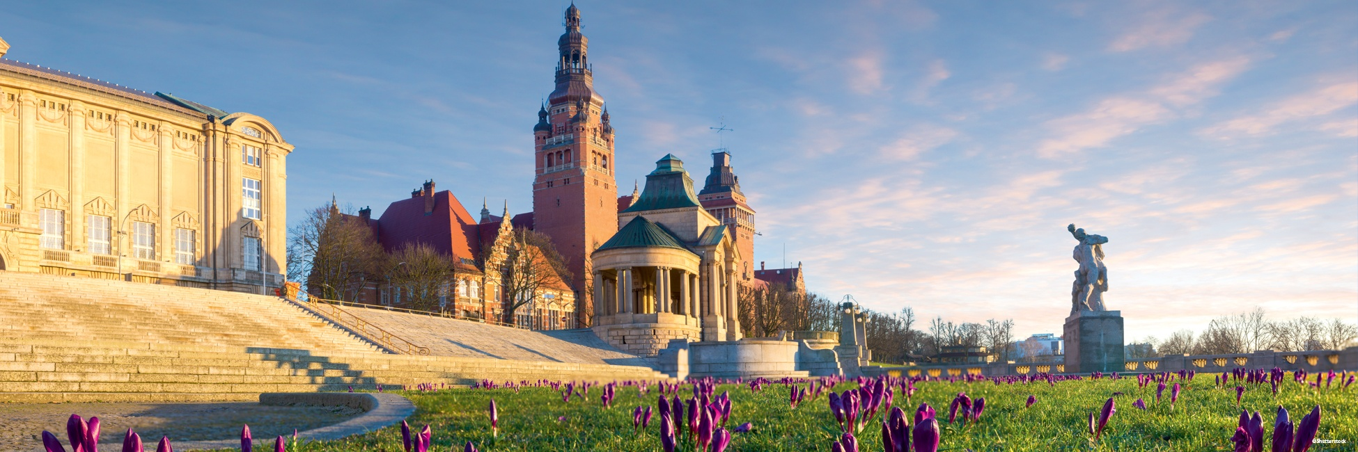Szczecin, Pologne