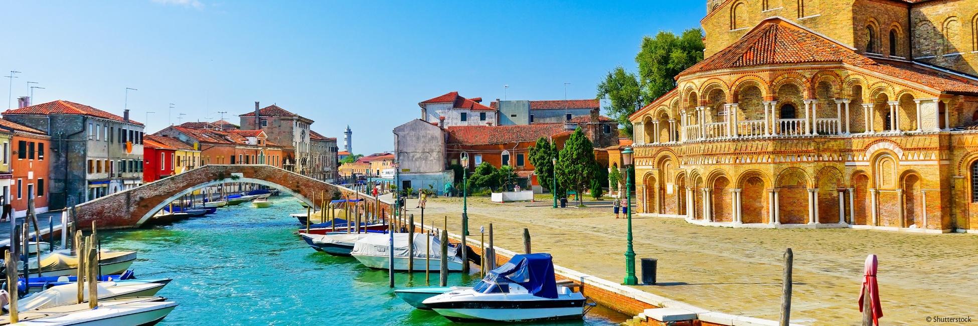 Les trésors de Venise (formule port/port) CroisiEurope