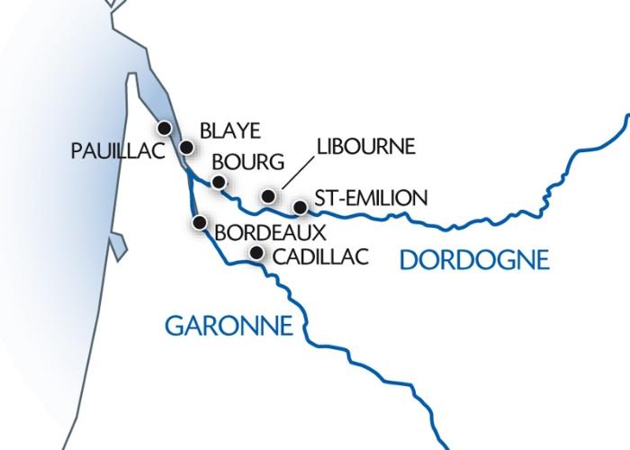 Croisière La région du Médoc (formule port/port) - 7