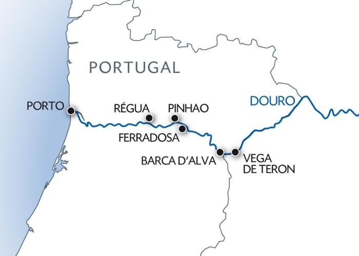 Croisière De Porto vers l'Espagne La vallée du Douro et Salamanque - 9