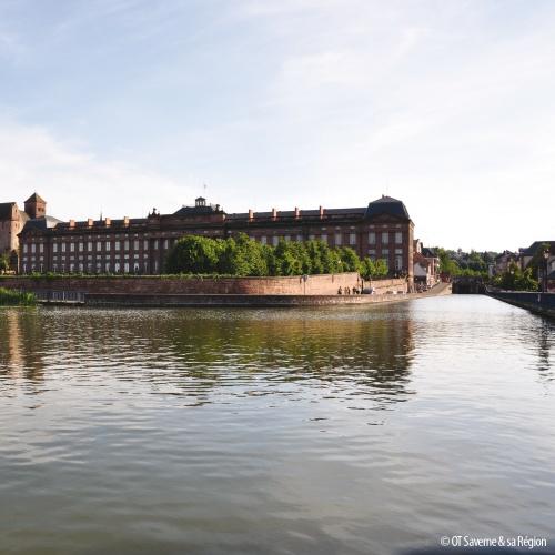 Château des Rohan à Saverne
