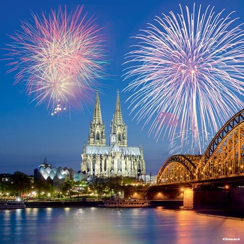 Nouvel an à Cologne