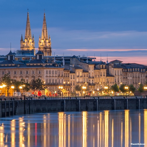 Bordeaux, week-end en fête