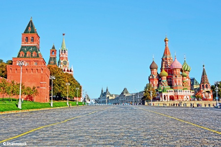 8 DAY ETERNAL VOLGA RIVER CRUISE: MOSCOW TO SAINT PETERSBURG