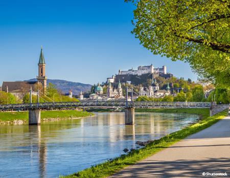 A la découverte de Salzbourg et le beau Danube Bleu