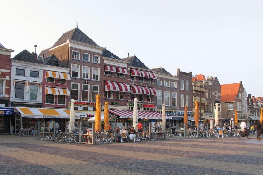 Delft au Pays-Bas
