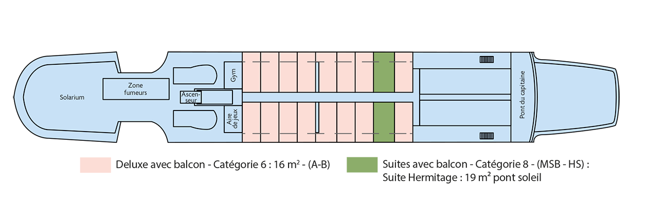 Plan du pont soleil du Rostropovitch