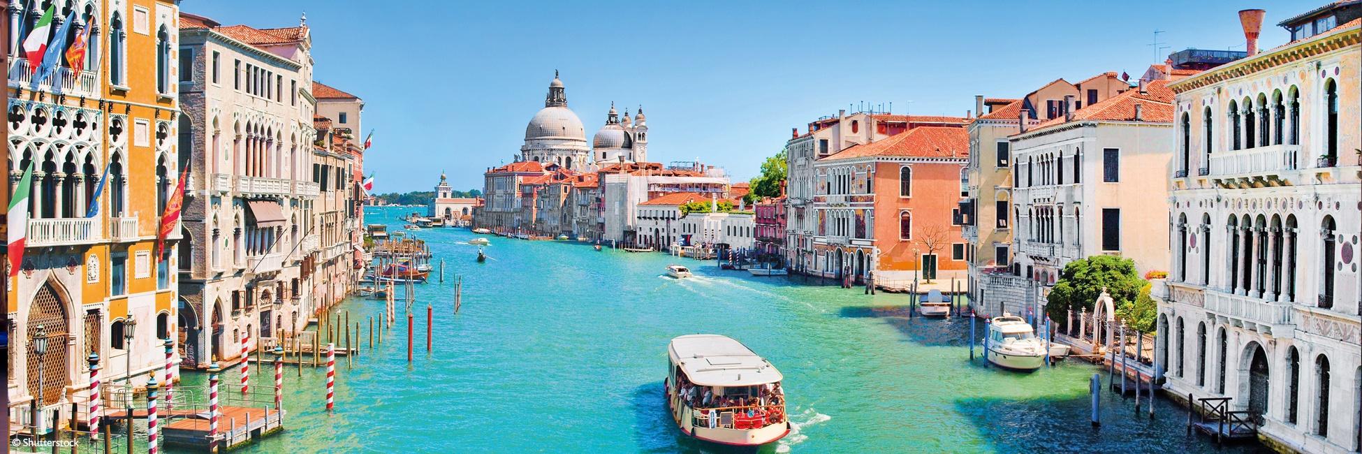 Venise les les de la lagune et le p formule port port croisieurope - Hotel venise port croisiere ...