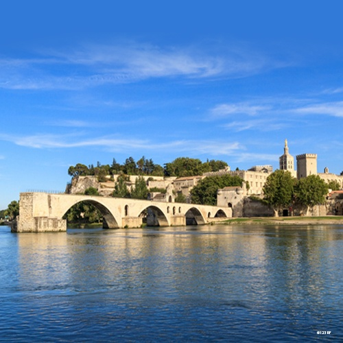 Le Palais des Papes à Avignon