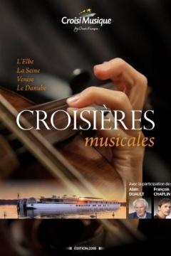 Vignette brochure croisières musicales CroisiEurope 2018