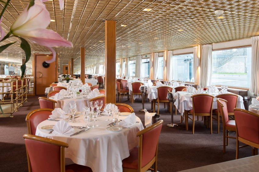 restaurant du bateau