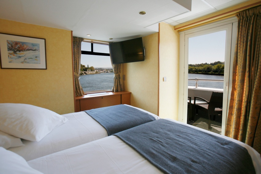 Cabin of the MS Fernao De Magalhaes
