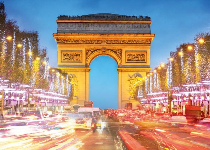 Noël dans la vallée de la Seine (formule port/port)