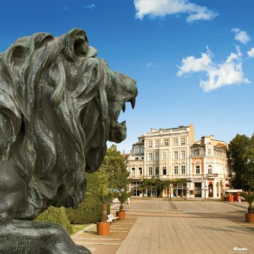 Roussé, Bulgarie