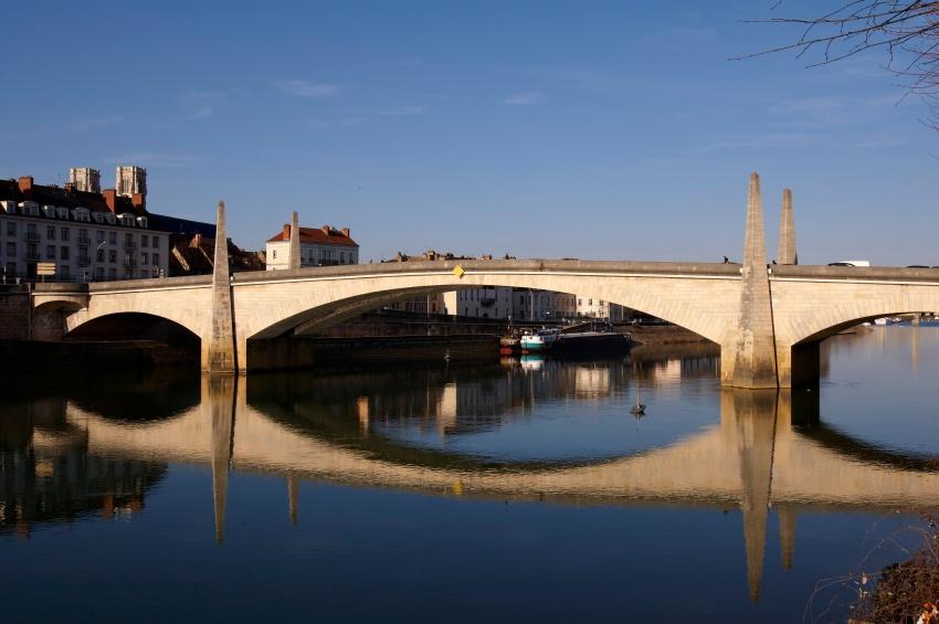 Pont Saint-Laurent de Chalon-sur-Saône