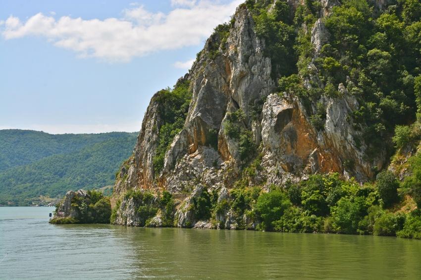 Les portes de Fer en Hongrie