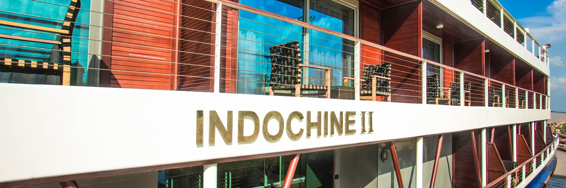 Détail du RV Indochine II