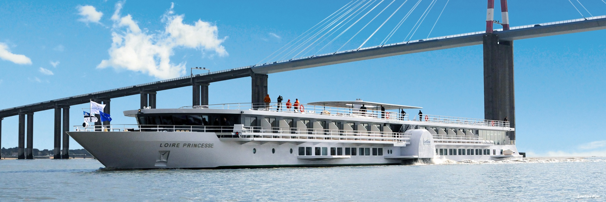 MS Loire Princesse, navire 5 ancres