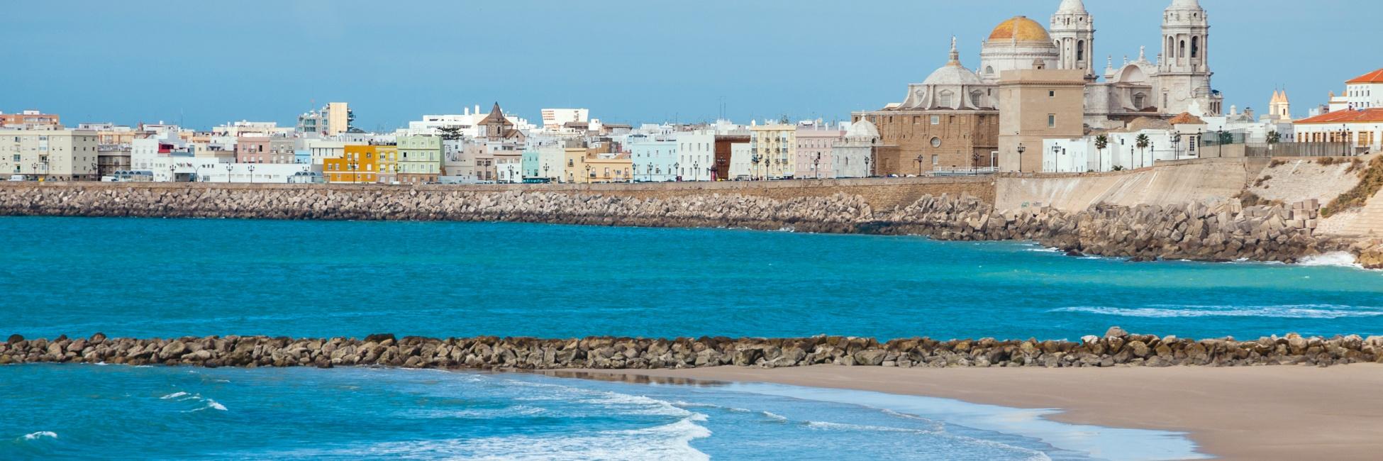 Hike The Waterfront In Cadiz Croisieurope Cruises