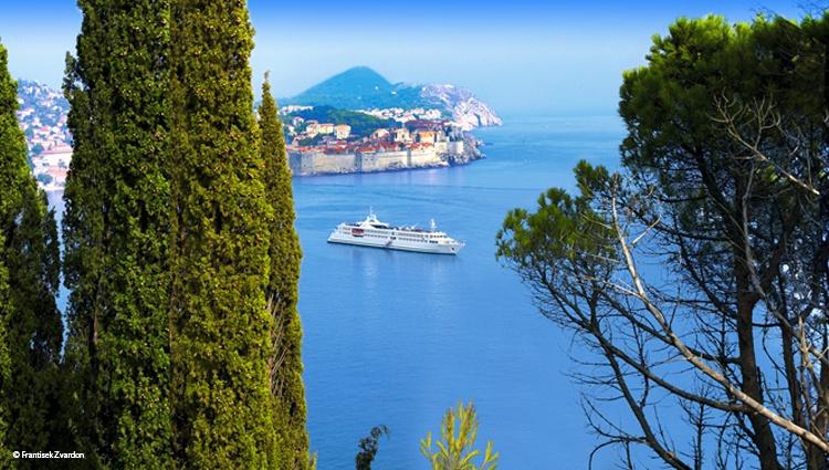 Belle de l'Adriatique en Croatie