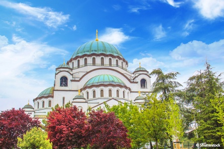 A journey between Central Europe and the Balkans - Lake Balaton, the authentic Sava and the majestic Danube (port-to-port cruise)