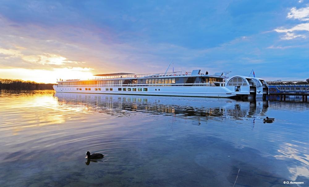MS Elbe Princesse II en navigation