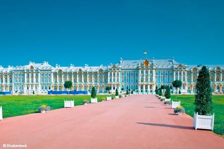 Volga éternelle, de Moscou à Saint-Pétersbourg - voyage  - sejour